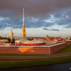 фото-галерея قلعة بطرس و بولُس Peter and Paul Fortress (Petropavlovskaya Krepost)